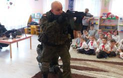 Więcej o: 11 listopad – spotkanie z żołnierzami
