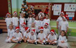 Więcej o: Mikołaj w grupie 5