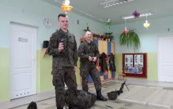 Więcej o: Spotkanie z żołnierzami gr I i II.