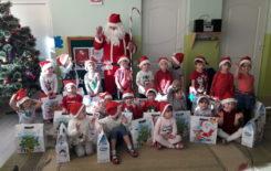 Więcej o: Mikołaj u Smerfów