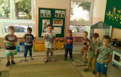 Więcej o: Dzień Przedszkolaka w grupie Krasnoludków