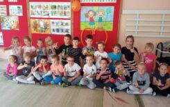 Więcej o: Dzień Przedszkolaka w grupie Tygrysków