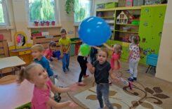 Więcej o: Dzień Przedszkolaka w grupie Biedronek