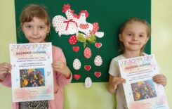 Więcej o: Wyniki Ogólnomiejskiego Konkursu Wielkanocnego dla dzieci i dziadków.