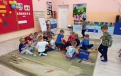 Więcej o: Tygryski świętują Dzień Przedszkolaka