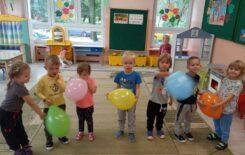 Więcej o: Krasnoludki świętują Dzień Przedszkolaka